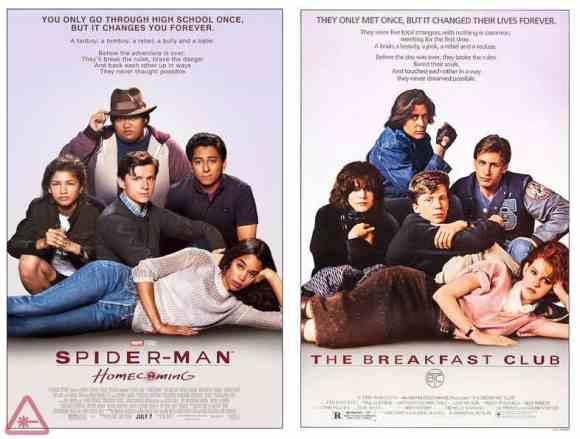 Spider-Man-Homecoming-Breakfast-Club-Poster