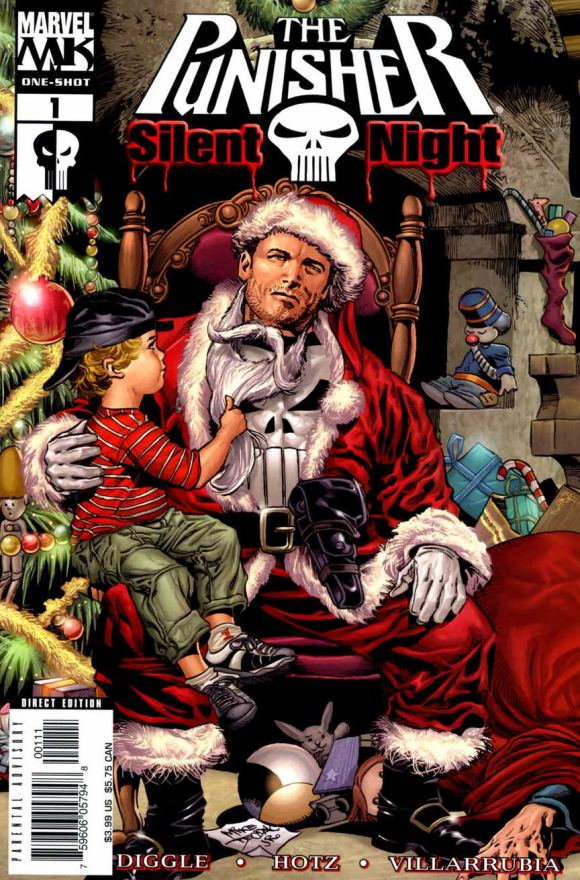 Santa-Punisher