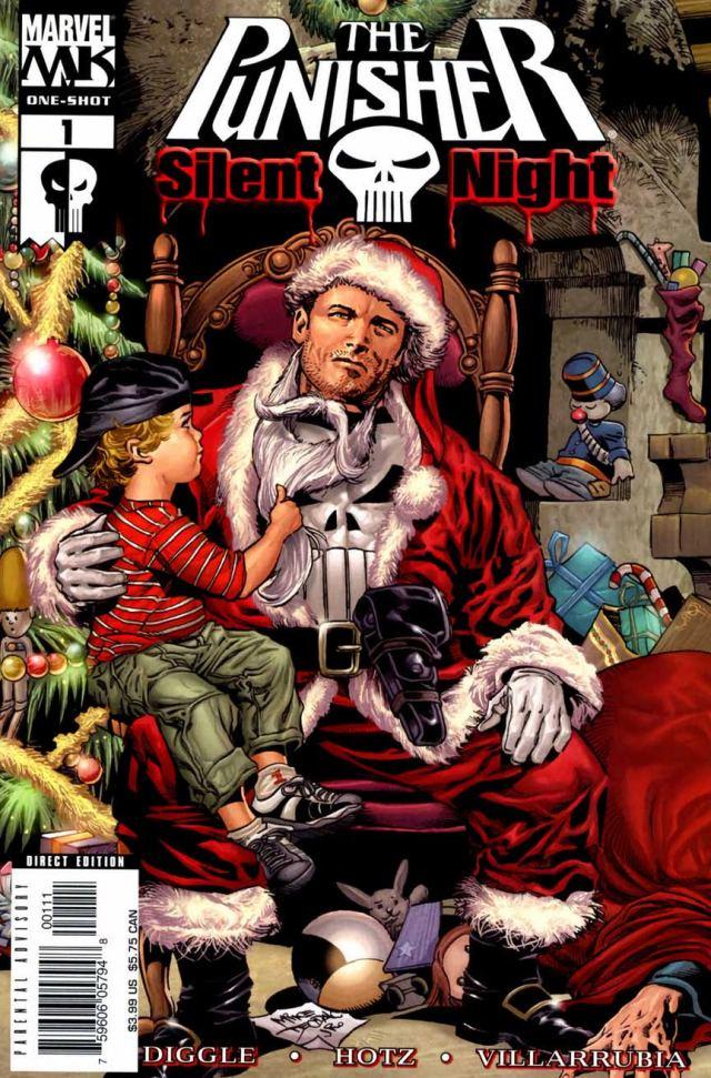 Santa-Punisher